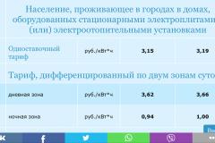 тарифы-на-электроэнергию-2019-год